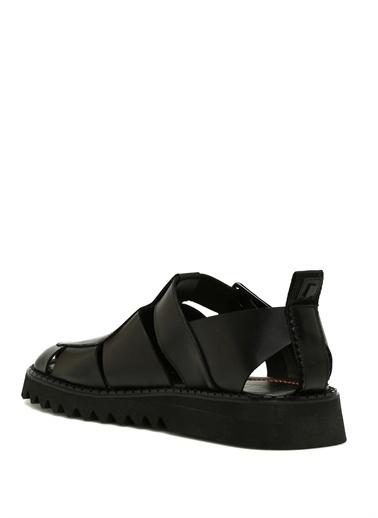 Attimonelli's Spor Sandalet Siyah